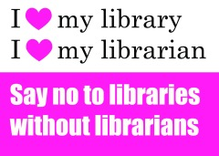 I love my library!