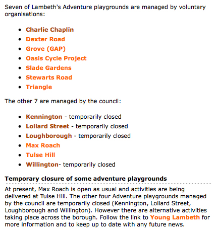 AdventurePlaygroundCouncilsite