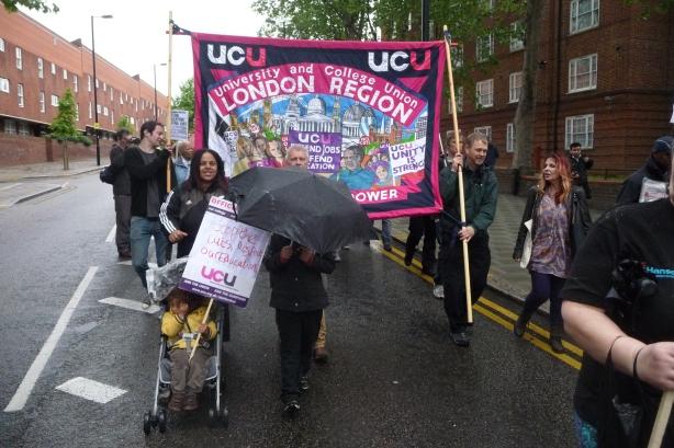 UCU banner