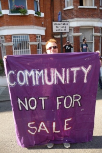 Community Not For Sale