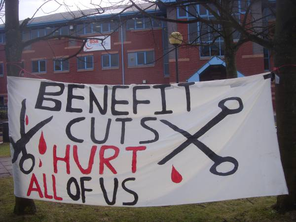 Benefit Cuts Hurt All of Us