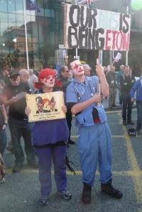NHS Being Eton