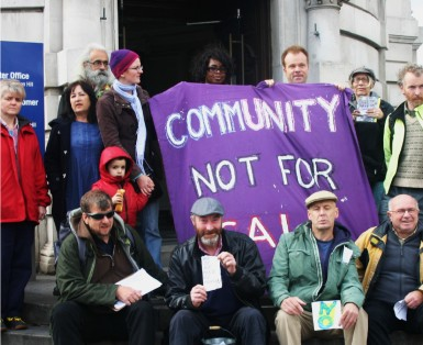 Community Not For Sale & People
